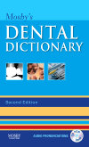 Mosbys Dental Dictionary