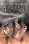 Harry Potter 5 and the Order of the Phoenix (adult edition)