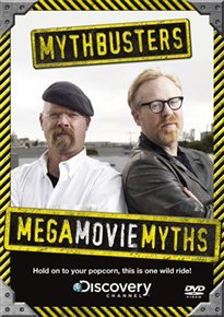Mythbusters: Mega Movie Myths DVD