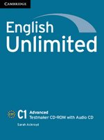 English Unlimited Advanced C1 Testmaker CD-ROM & Audio CD