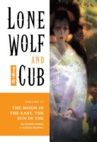 Lone Wolf and Cub 13 : The Moon in East the Sun in West