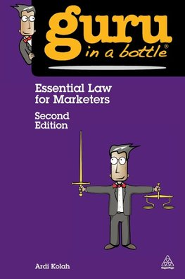 Kolah, A:  Essential Law for Marketers