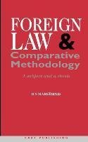Foreign Law and Comparative Methodology