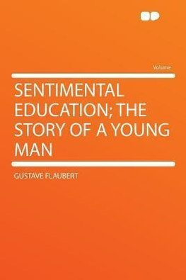Sentimental Education; the Story of a Young Man