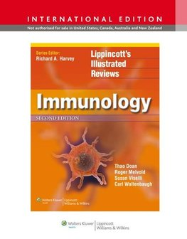 Immunology, International Edition (Lippincott's Illustrated Reviews Series)