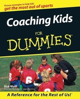 Wolff, R: Coaching Kids For Dummies