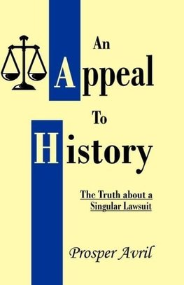 An Appeal to History