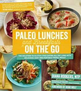 PALEO LUNCHES & BREAKFASTS ON