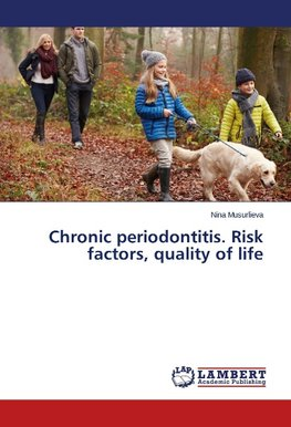 Chronic periodontitis. Risk factors, quality of life