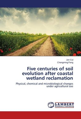 Five centuries of soil evolution after coastal wetland reclamation