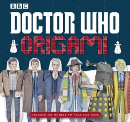 DR WHO ORIGAMI