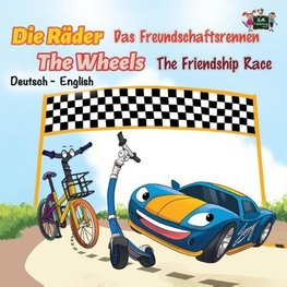 Die Räder Das Freundschaftsrennen The Wheels The Friendship Race