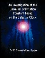 An Investigation of the Universal Gravitation Constant based on the Celestial Clock
