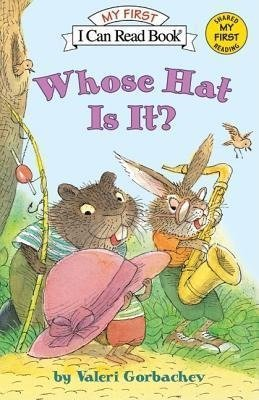 Whose Hat Is It?