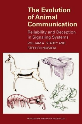 The Evolution of Animal Communication
