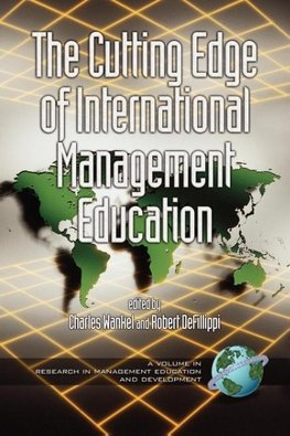 The Cutting Edge of International Management Education (PB)