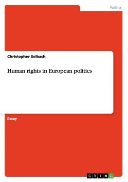 Human rights in European politics