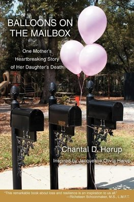 Balloons on the Mailbox