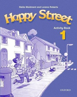 Maidment, S: Happy Street: 1: Activity Book