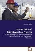 Productivity of Microtunneling Projects
