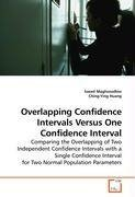Overlapping Confidence Intervals Versus One Confidence Interval