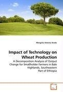 Impact of Technology on Wheat Production