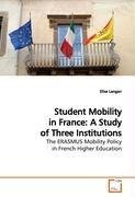Student Mobility in France: A Study of Three Institutions