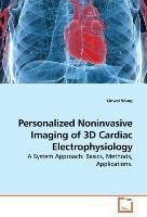Personalized Noninvasive Imaging of 3D Cardiac Electrophysiology