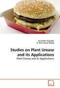 Studies on Plant Urease and its Applications