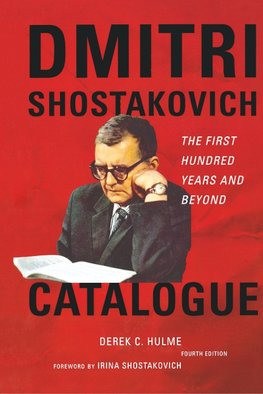 Dmitri Shostakovich Catalogue