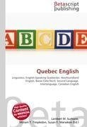 Quebec English