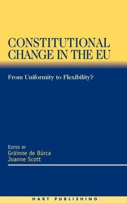 Constitutional Change in the Eu