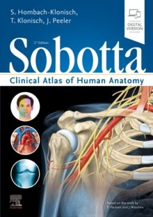 Sobotta Clinical Atlas of Human Anatomy, one volume, English