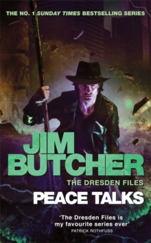 The Dresden Files 16. Peace Talks